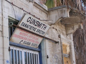 Gunsmith Business