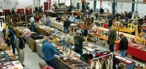 Pine Technical College Gun Show. Photo Credit: pinetechnicalcollege.blogspot.ca