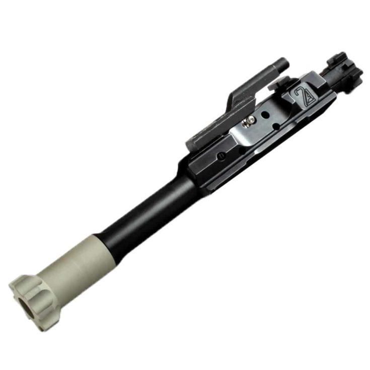 2A ARMAMENT - AR-15 BOLT CARRIER GROUP LIGHTWEIGHT ADJUSTABLE