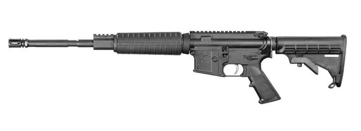 ANDERSON MANUFACTURING - AM-15 .300 BLACKOUT OPTIC READY RIFLE 16 BARREL M4-STYLE