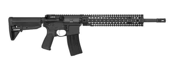 BRAVO COMPANY - 300 BLACKOUT RECCE-16 KMRA-A 16IN 300 AAC BLACKOUT BLACK 30+1RD