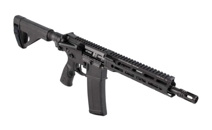 DANIEL DEFENSE - DDM4V7 300 BLACKOUT LAW FOLDING STOCK ADAPTER