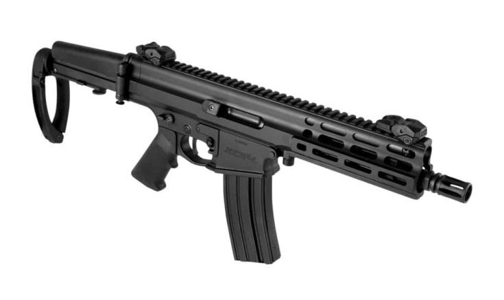 ROBINSON ARMAMENT CO. - XCR-L PISTOL 300 BLACKOUT