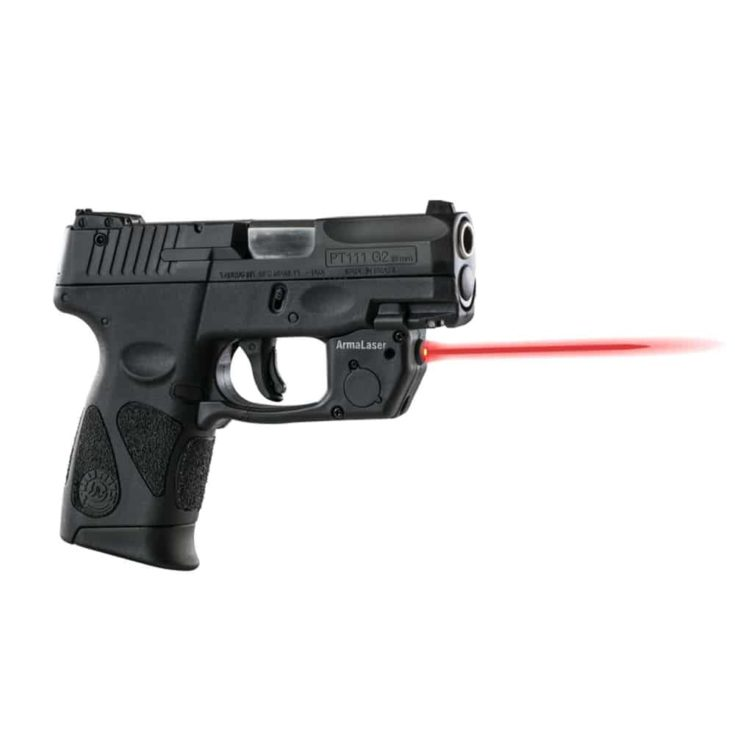 ArmaLaser Taurus PT111 / PT140 Gen 2 Laser Sights Up to 17% Off w/ Free S&H