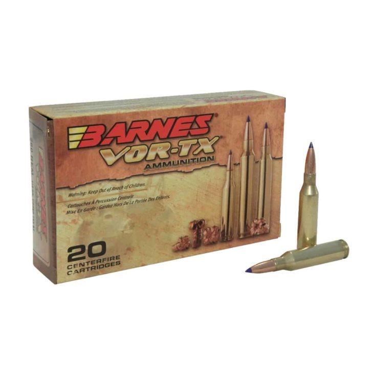 BARNES BULLETS - BARNES VOR-TX 6.5 CREEDMOOR AMMO