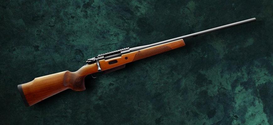 Best 6.5 Creedmoor Rifle in dark green background
