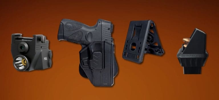 Best Taurus G2C Accessories