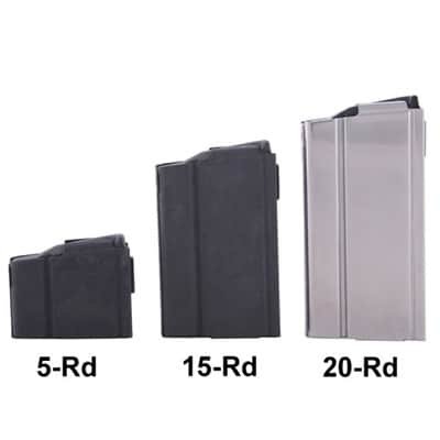 CHECK-MATE INDUSTRIES - SPRINGFIELD M1A 10RD MAGAZINE 308 WINCHESTER
