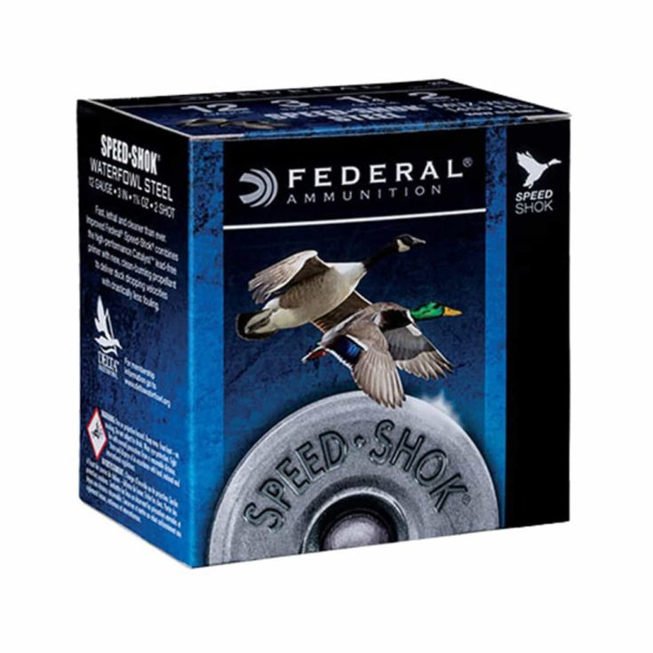 FEDERAL - SPEED-SHOK 410 BORE 3 AMMO