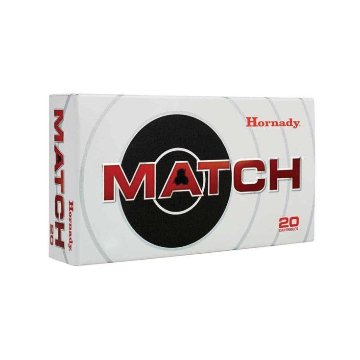 HORNADY - MATCH AMMO 6.5MM CREEDMOOR 140GR ELD-MATCH