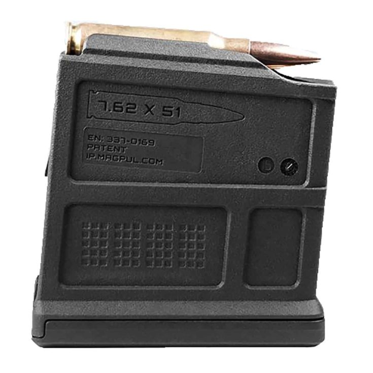 MAGPUL - SHORT ACTION AICS 5RD PMAG AC MAGAZINE 308 WINCHESTER