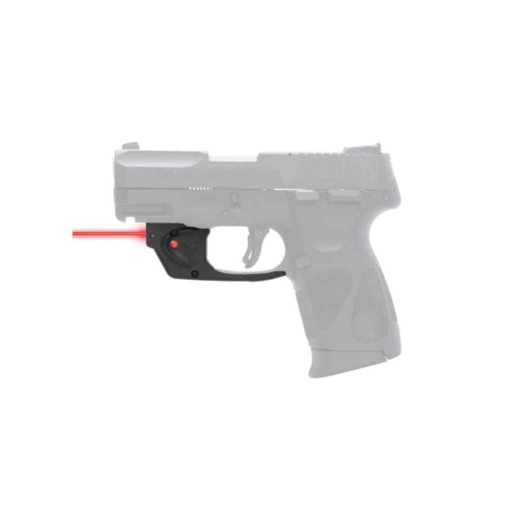 Viridian Weapon Technologies E-Series Red Laser Sight, Taurus PT111 G2 912-0003 Color: Black, Beam Color: Red, Laser Output: 5