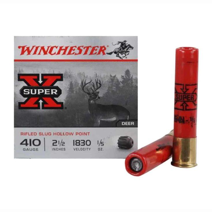 WINCHESTER - SUPER-X 410 GAUGE AMMO