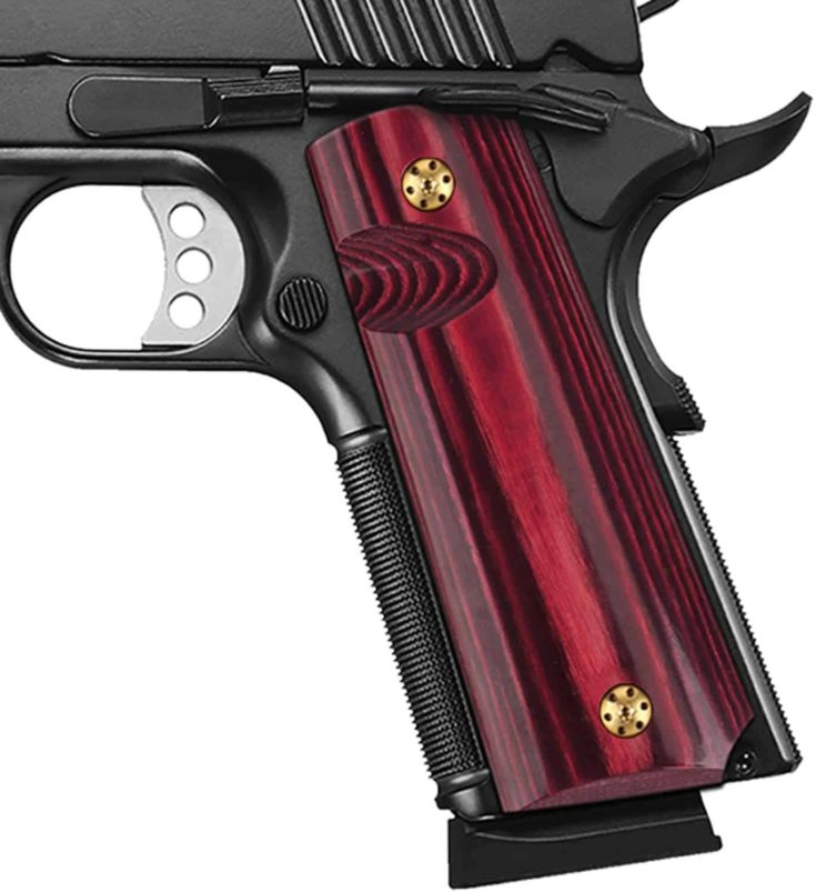 Cool Hand 1911 Full Size High Polished Wood Grips